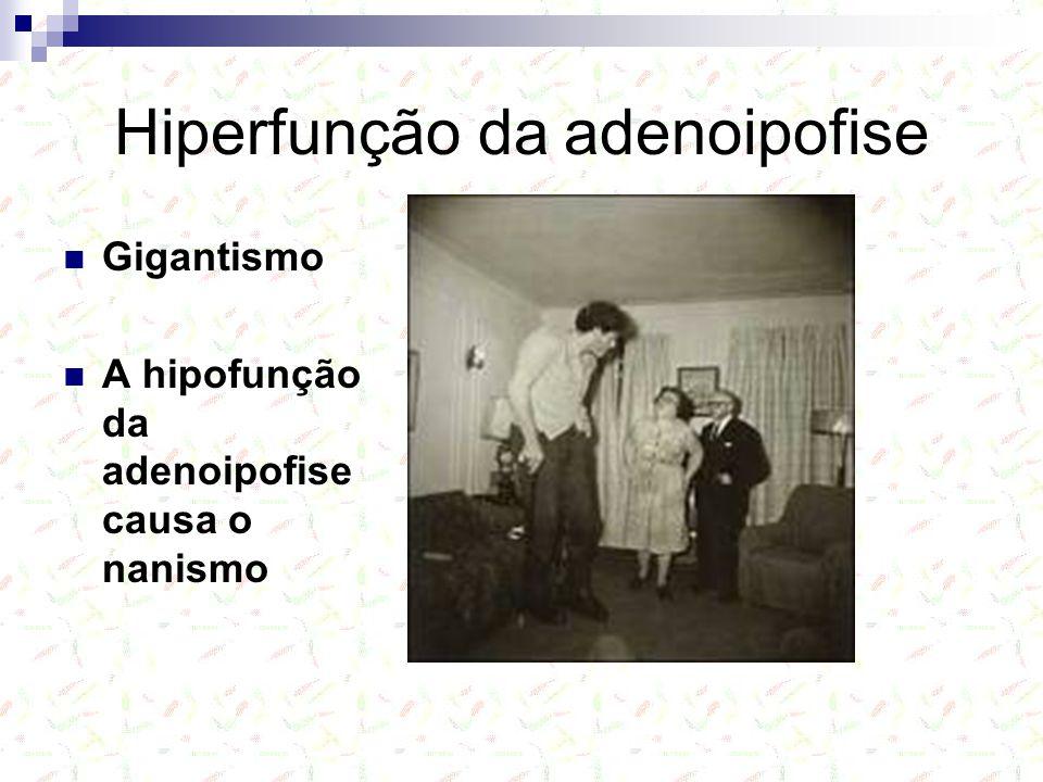 Hiperfunção da adenoipofise