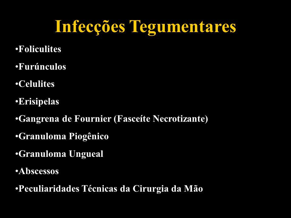 Infecções Tegumentares