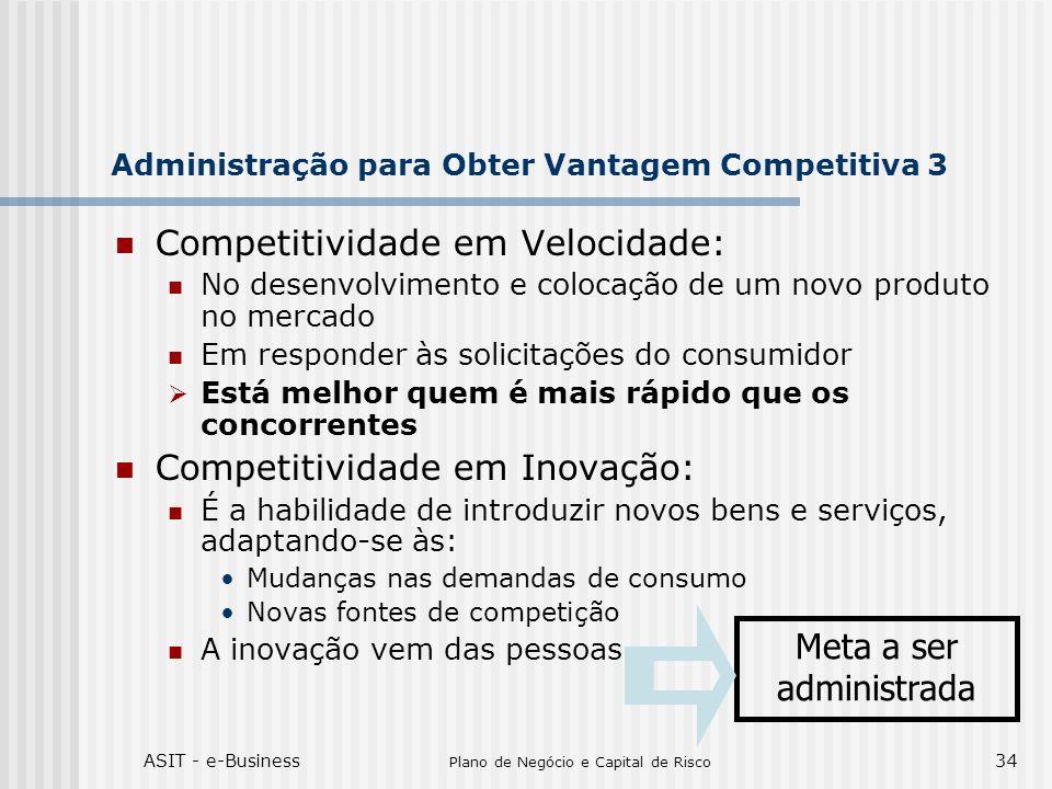 Administração para Obter Vantagem Competitiva 3