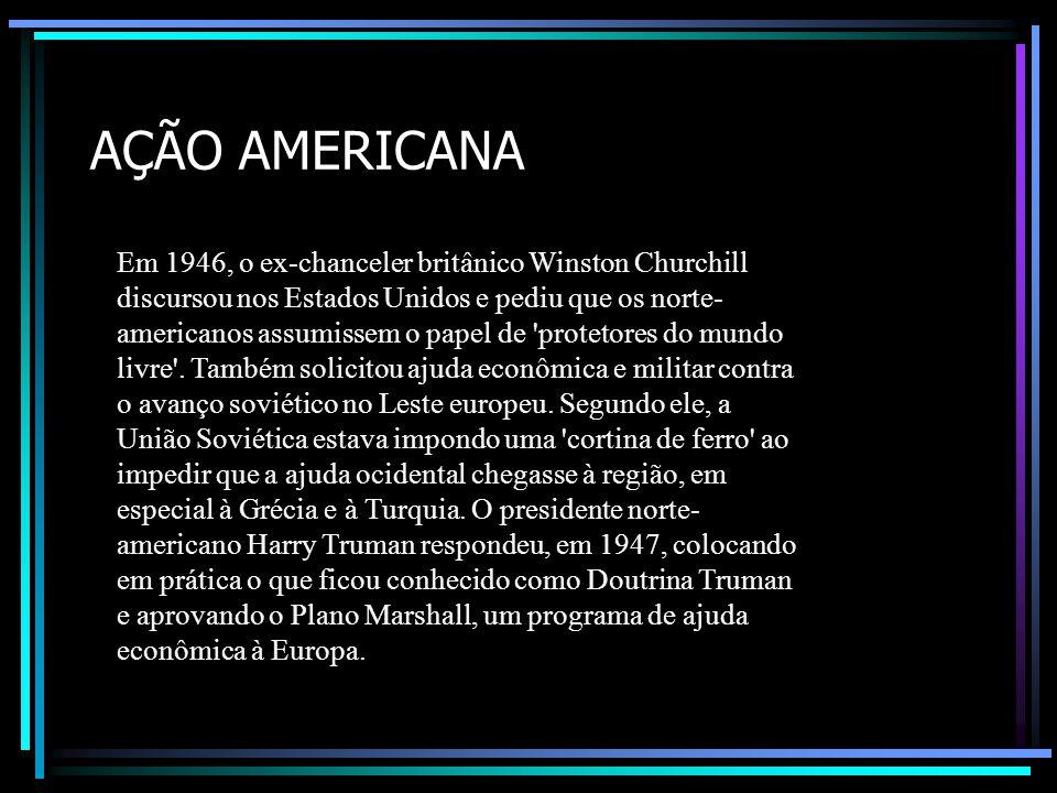 AÇÃO AMERICANA