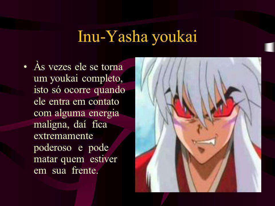 Inu-Yasha youkai