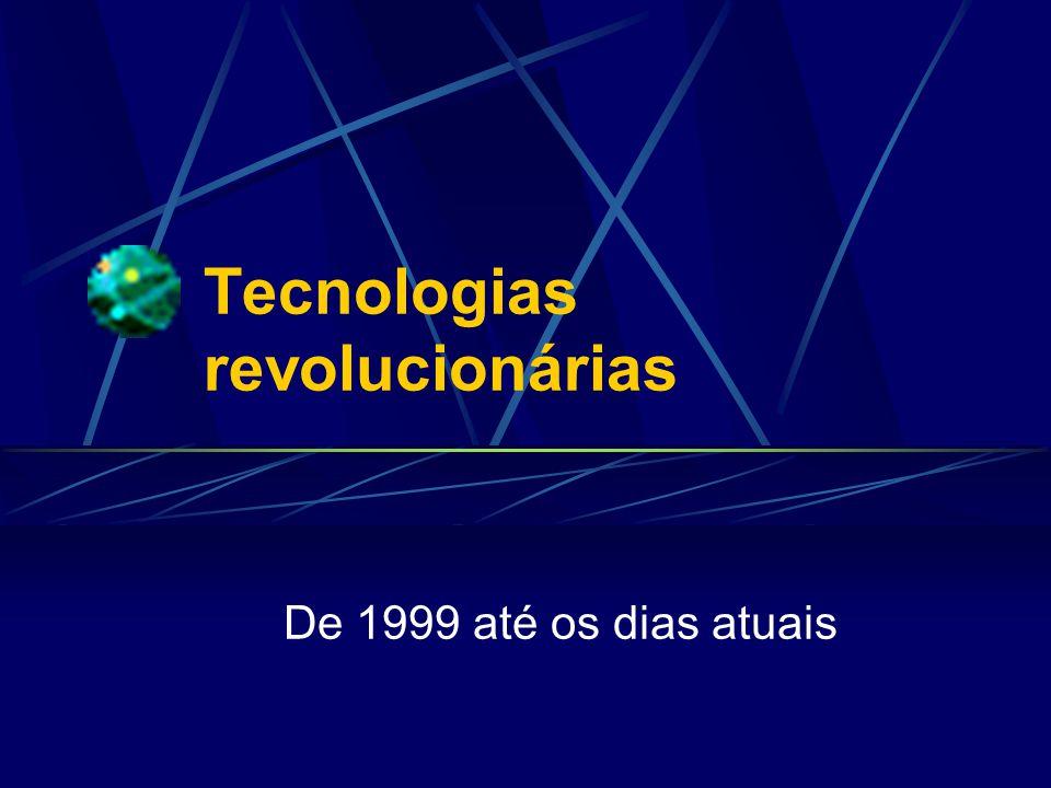 Tecnologias revolucionárias