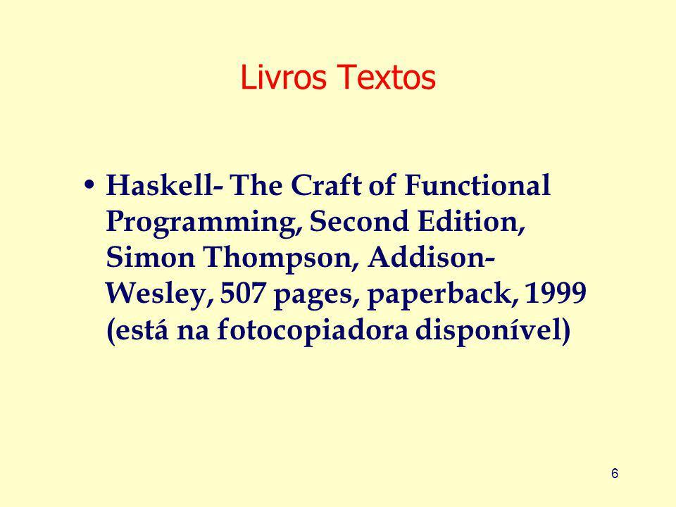 Livros Textos