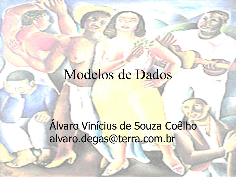 Modelos de Dados Álvaro Vinícius de Souza Coêlho