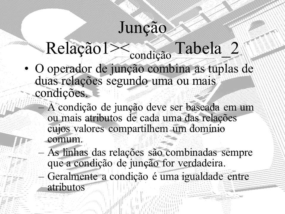 Junção Relação1><condição Tabela_2