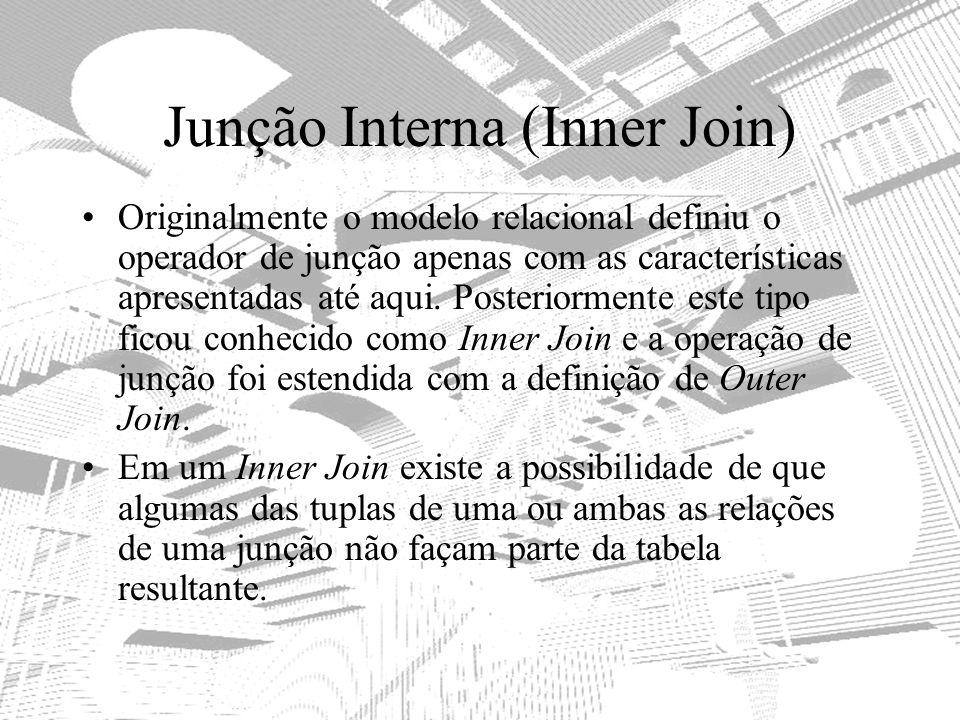 Junção Interna (Inner Join)