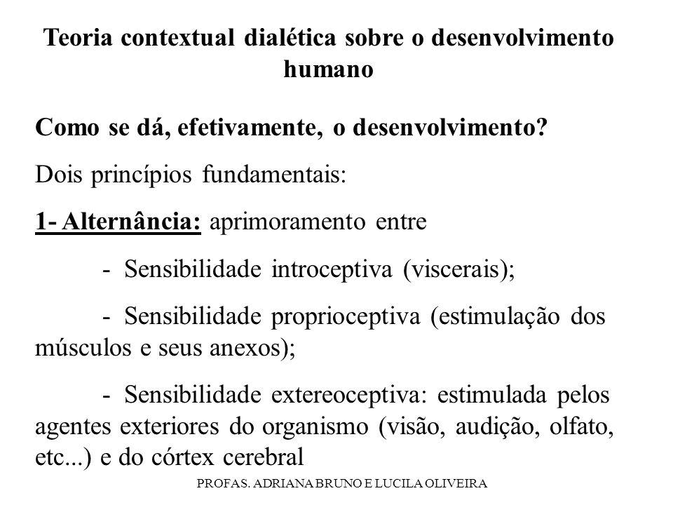 Teoria contextual dialética sobre o desenvolvimento humano