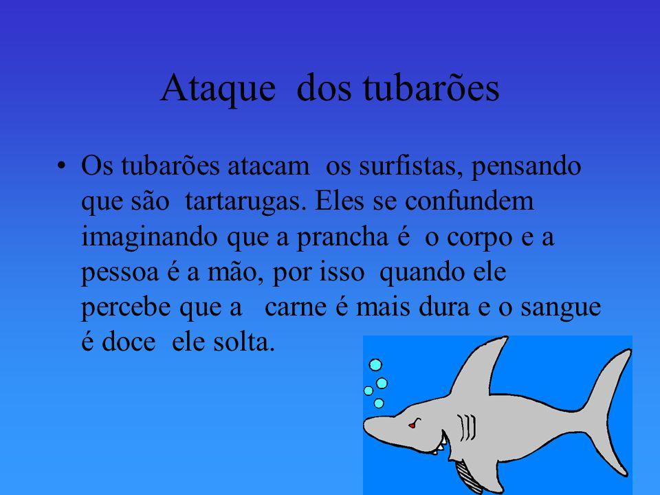 Ataque dos tubarões