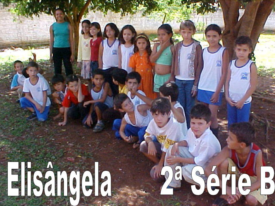 Elisângela 2ª Série B