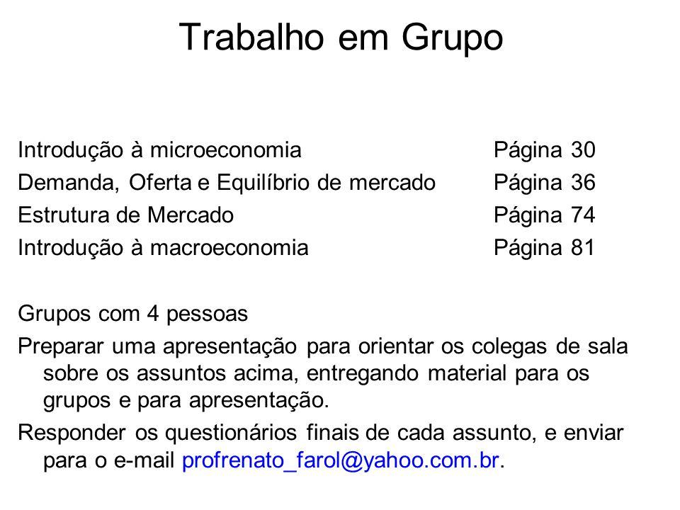 Trabalho em Grupo Introdução à microeconomia Página 30