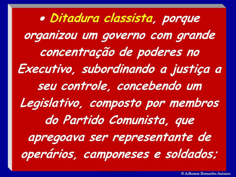 Estado socialista_ Prof. Adhemar Bernardes Antunes