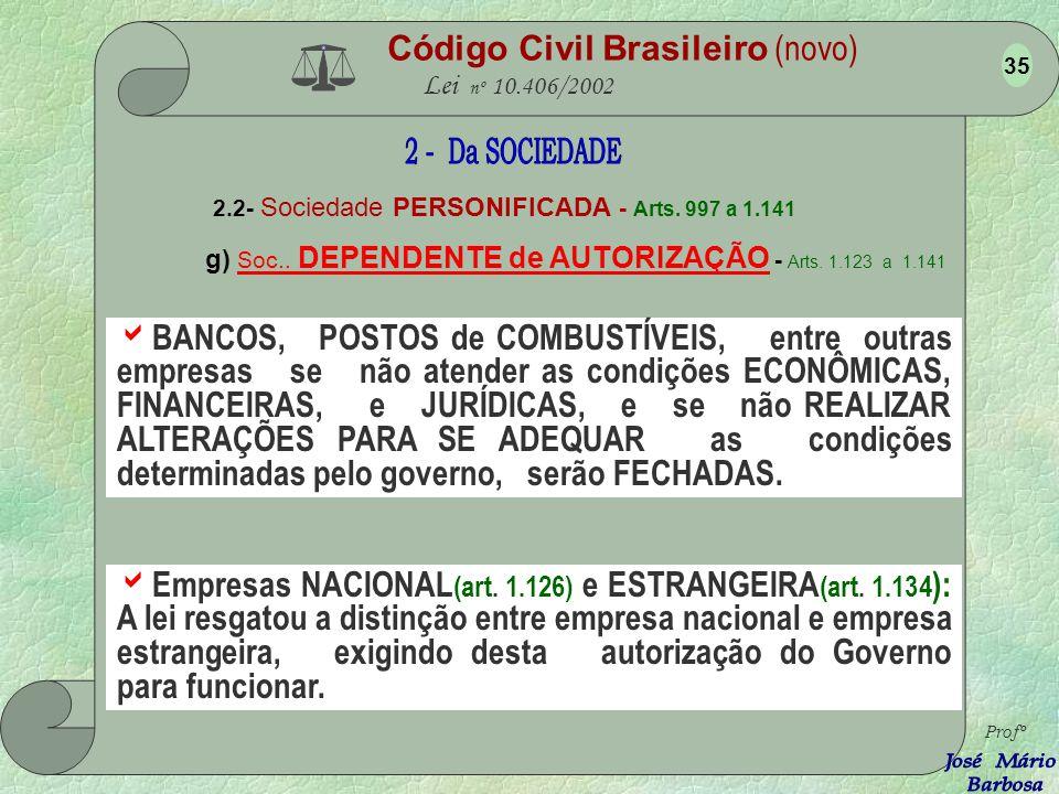 Código Civil Brasileiro (novo)