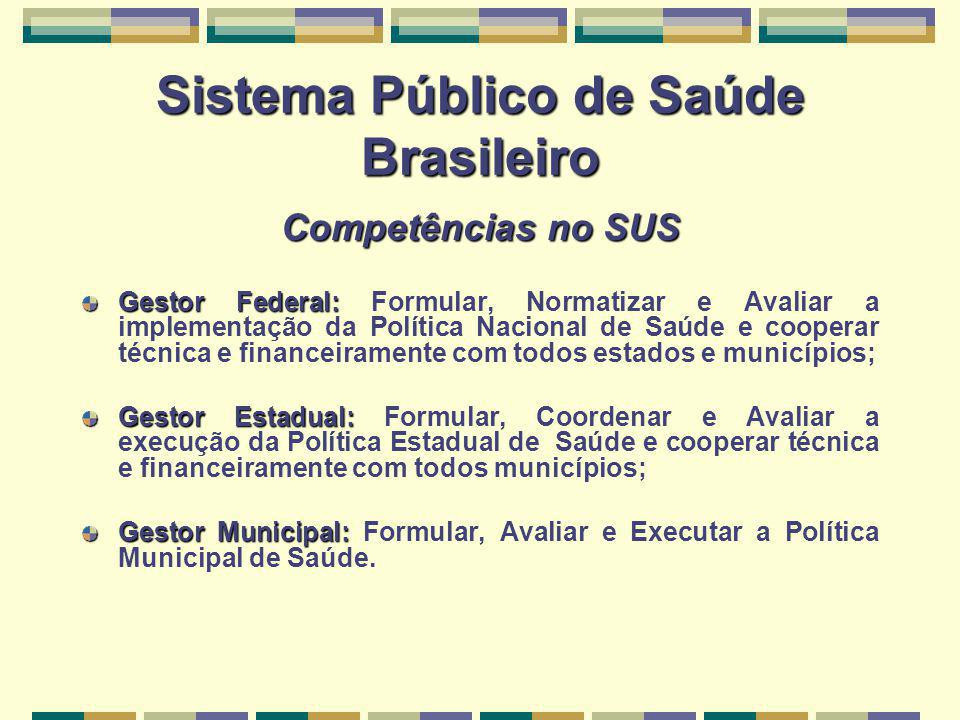 Sistema Público de Saúde Brasileiro