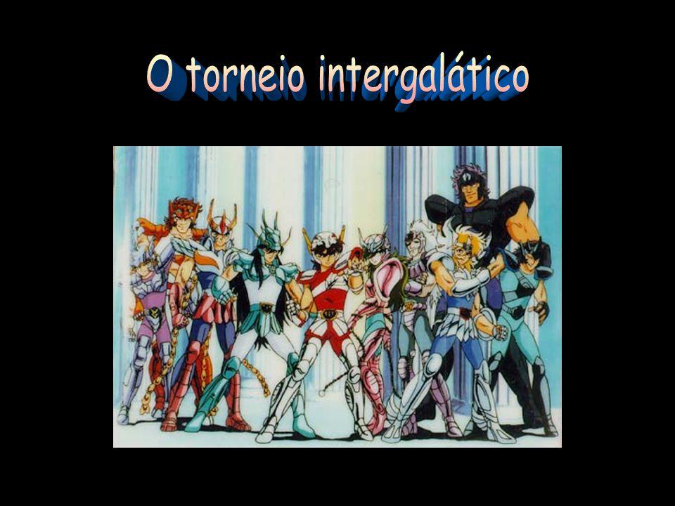 O torneio intergalático