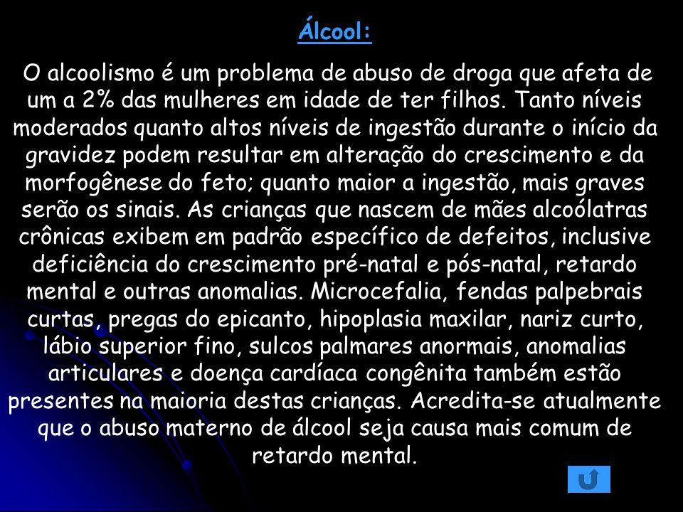 Álcool: