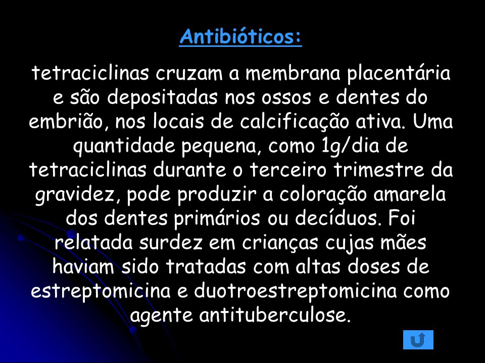 Antibióticos: