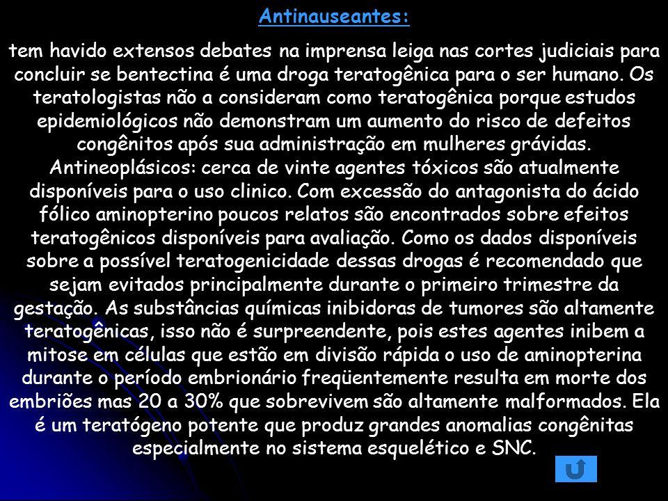 Antinauseantes:
