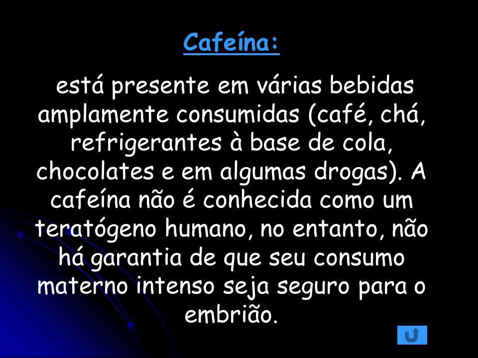 Cafeína: