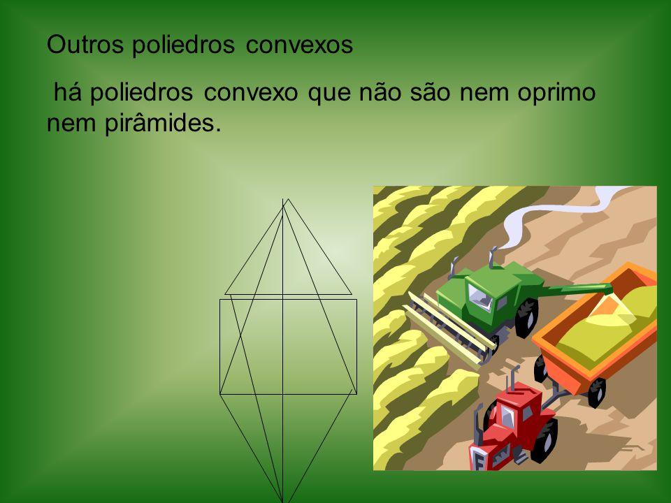 Outros poliedros convexos