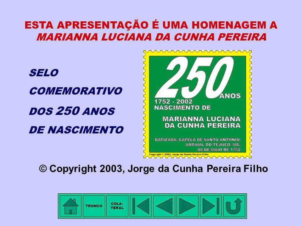 © Copyright 2003, Jorge da Cunha Pereira Filho