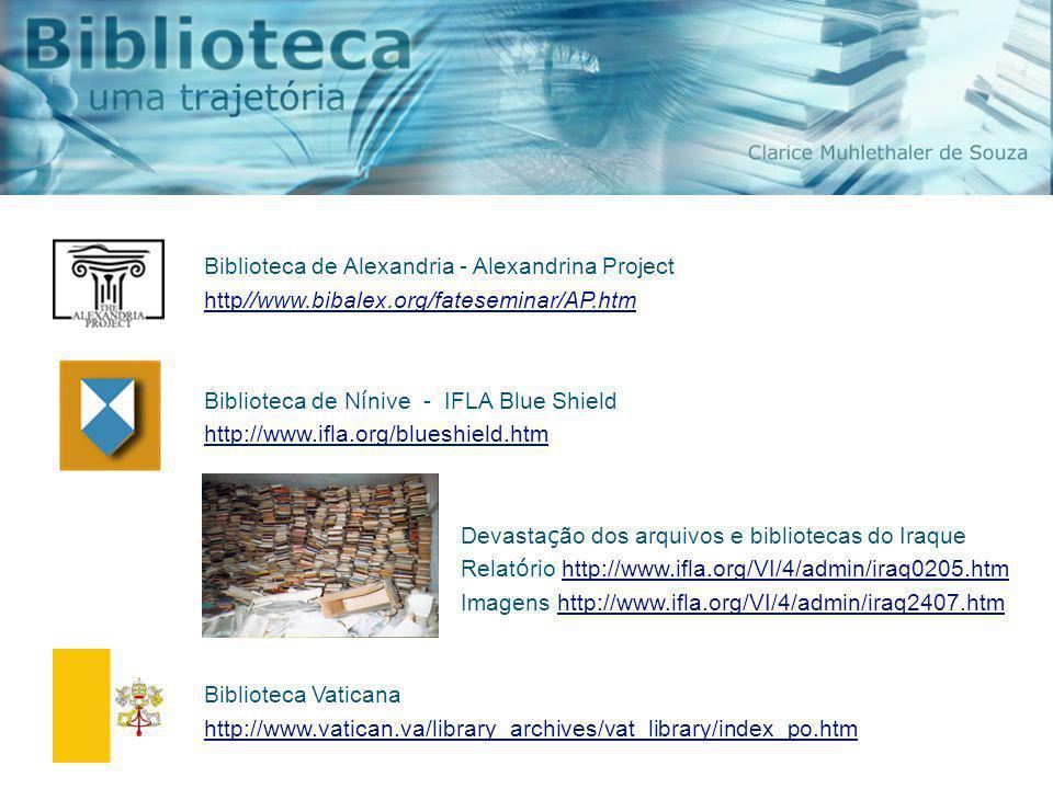 Biblioteca de Alexandria - Alexandrina Project