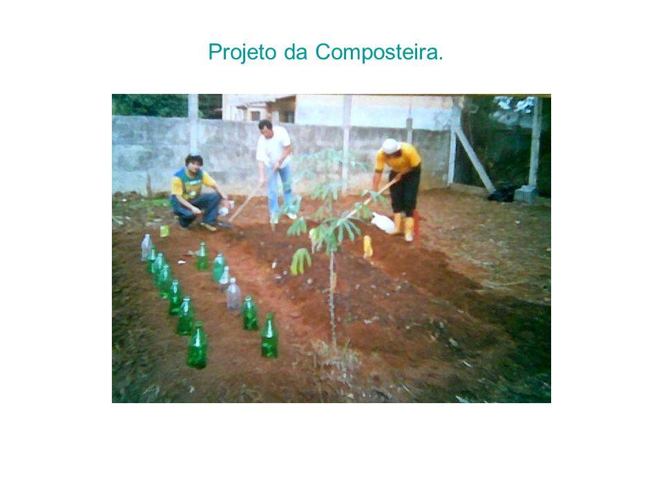 Projeto da Composteira.
