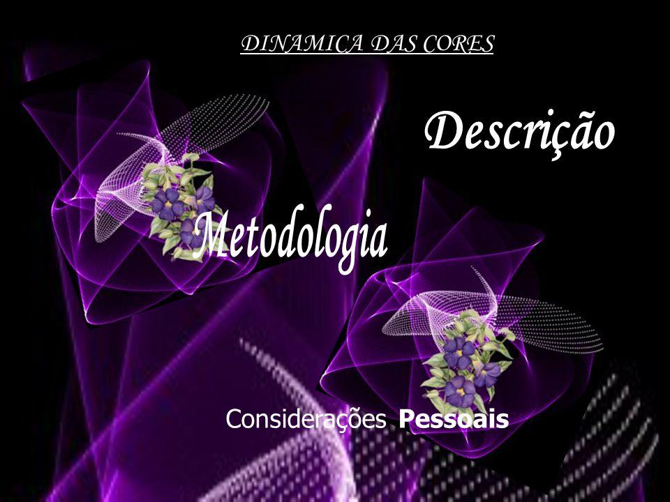 Descrição Metodologia