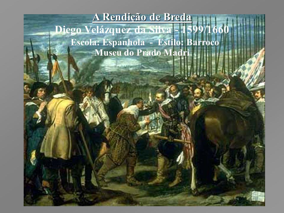 Diego Velázquez da Silva - 1599/1660