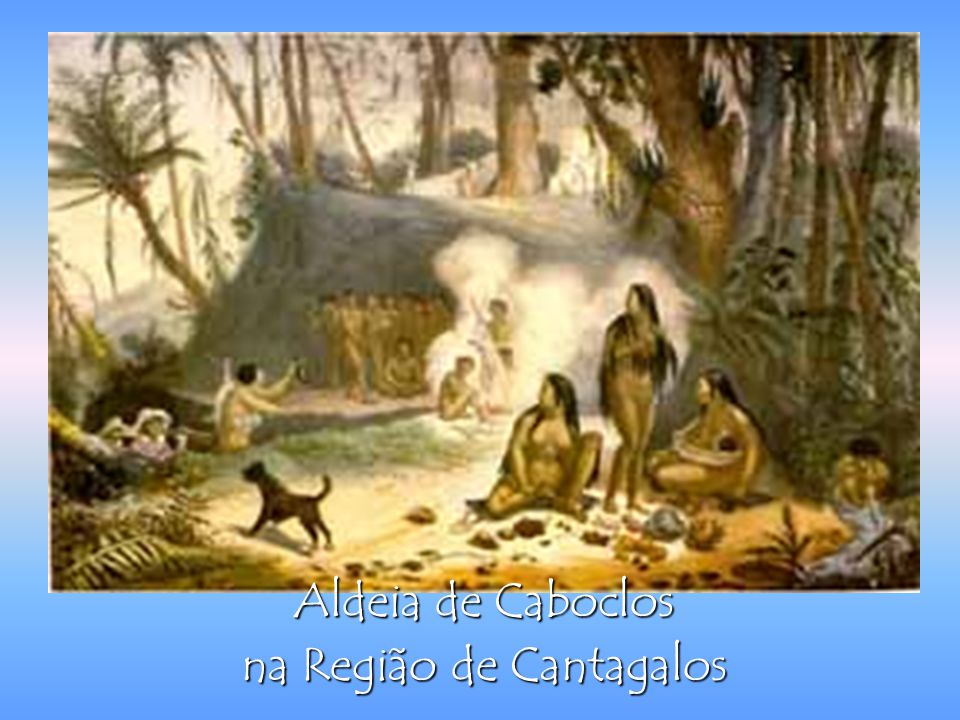 na Região de Cantagalos