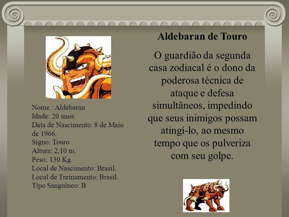 Aldebaran de Touro