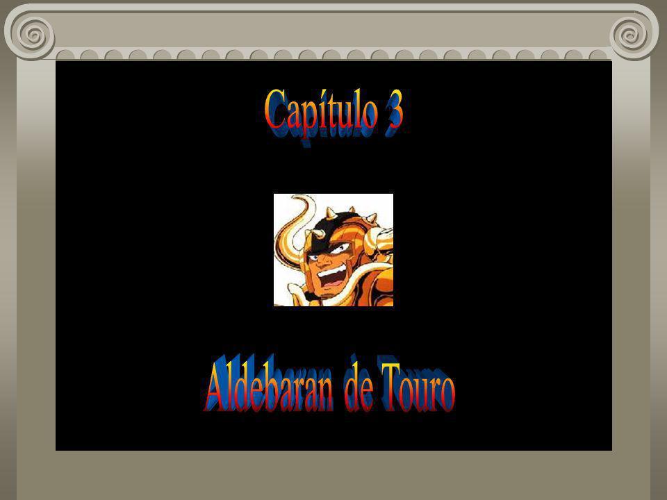 Capítulo 3 Aldebaran de Touro