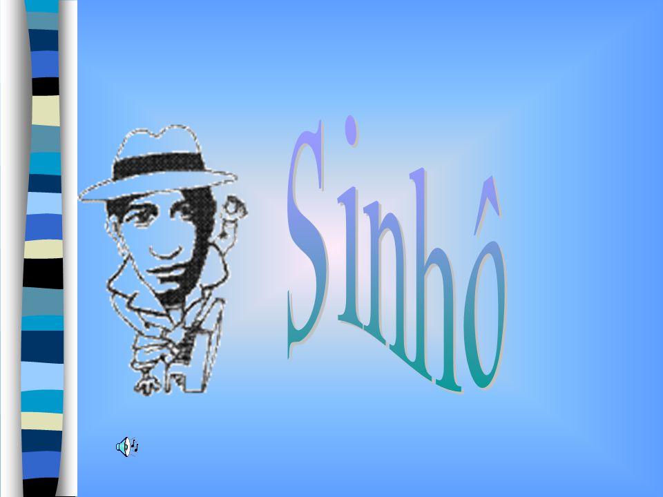 Sinhô
