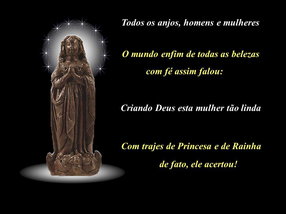 Todos os anjos, homens e mulheres