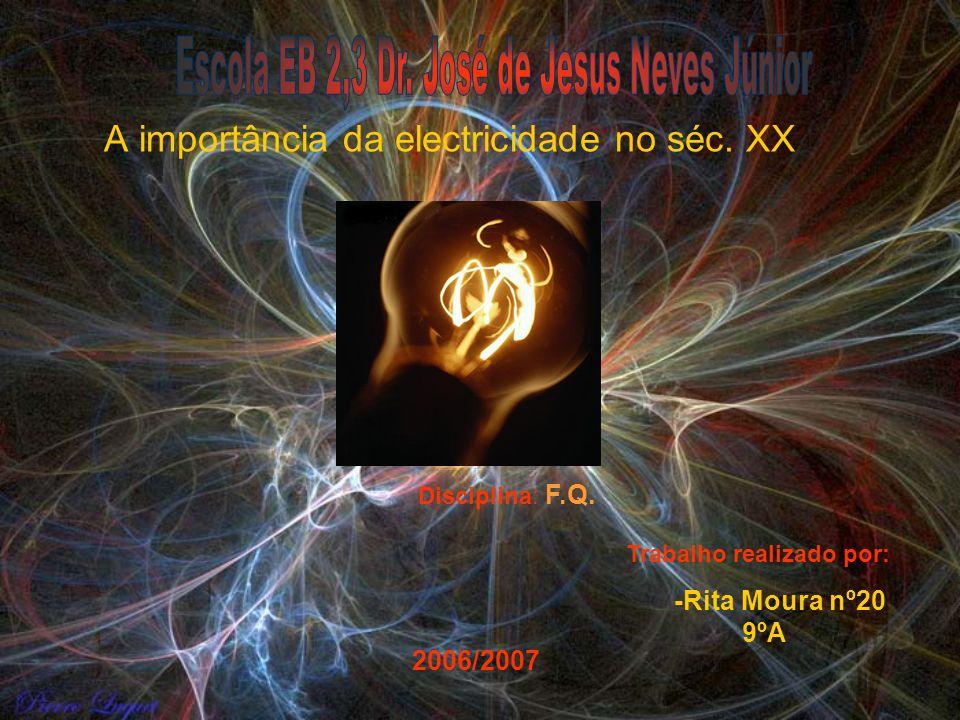 Escola EB 2,3 Dr. José de Jesus Neves Júnior
