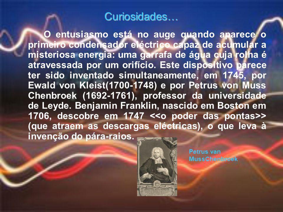 Curiosidades…