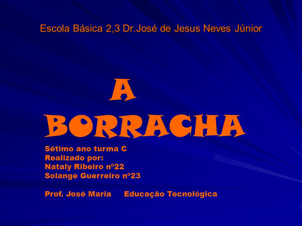 Escola Básica 2,3 Dr.José de Jesus Neves Júnior