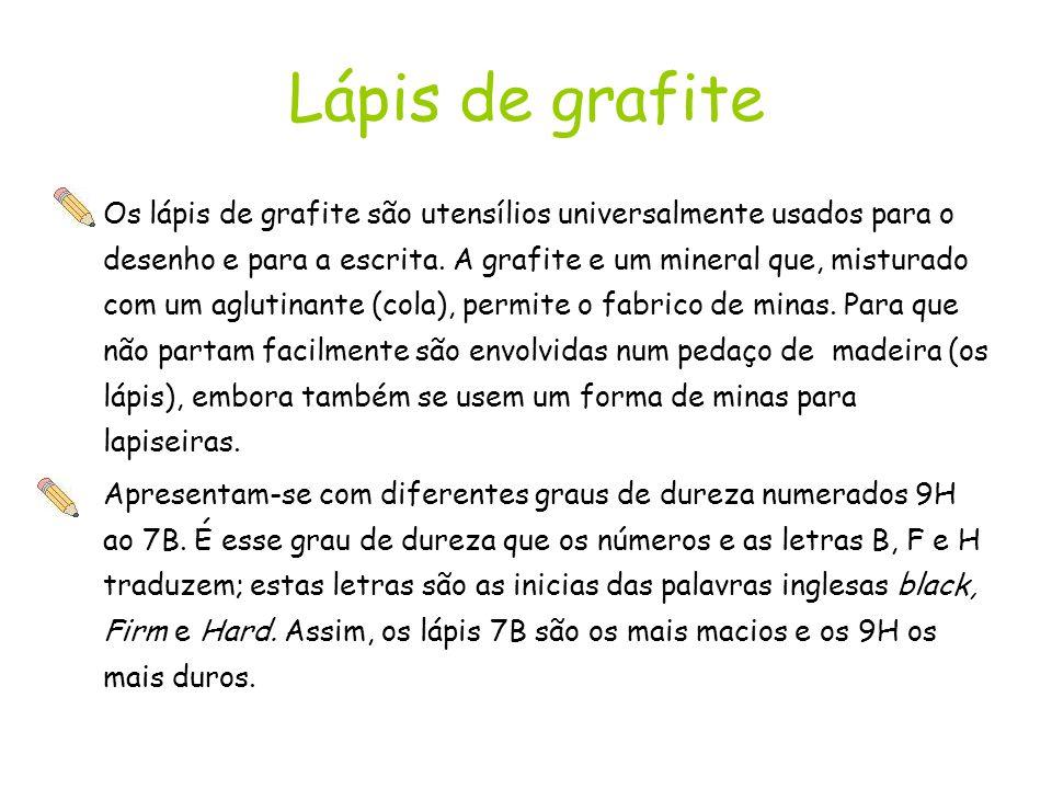 Lápis de grafite