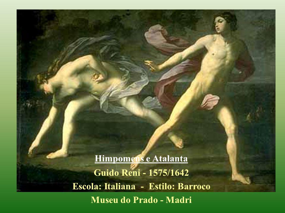 Escola: Italiana - Estilo: Barroco