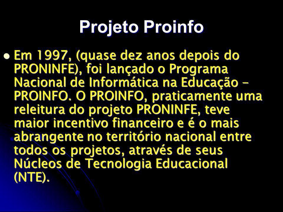 Projeto Proinfo