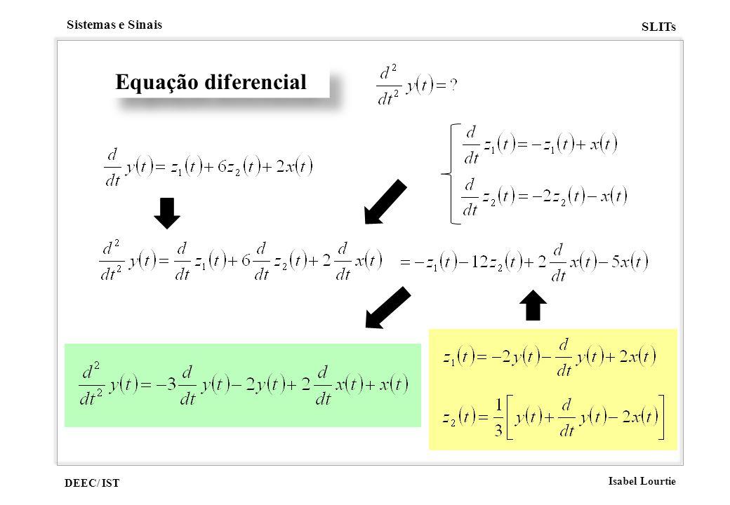 Equação diferencial