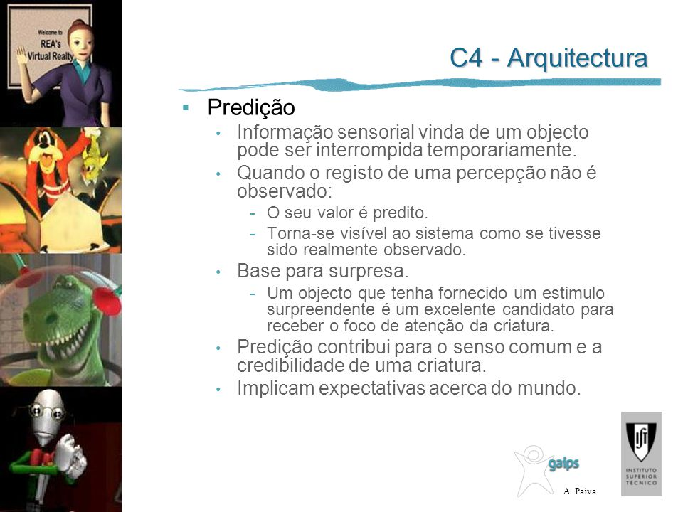 C4 - Arquitectura Predição