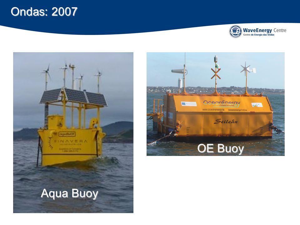 Ondas: 2007 OE Buoy Aqua Buoy