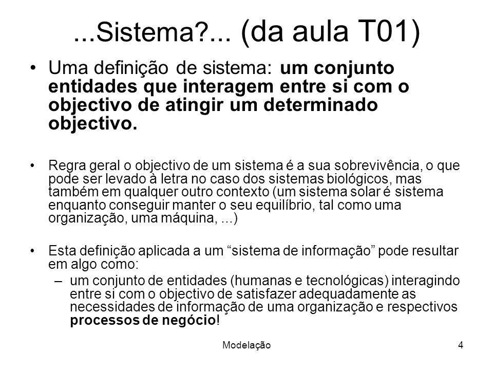 ...Sistema ... (da aula T01)