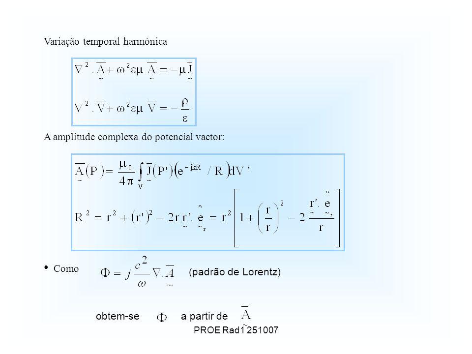 Variação temporal harmónica