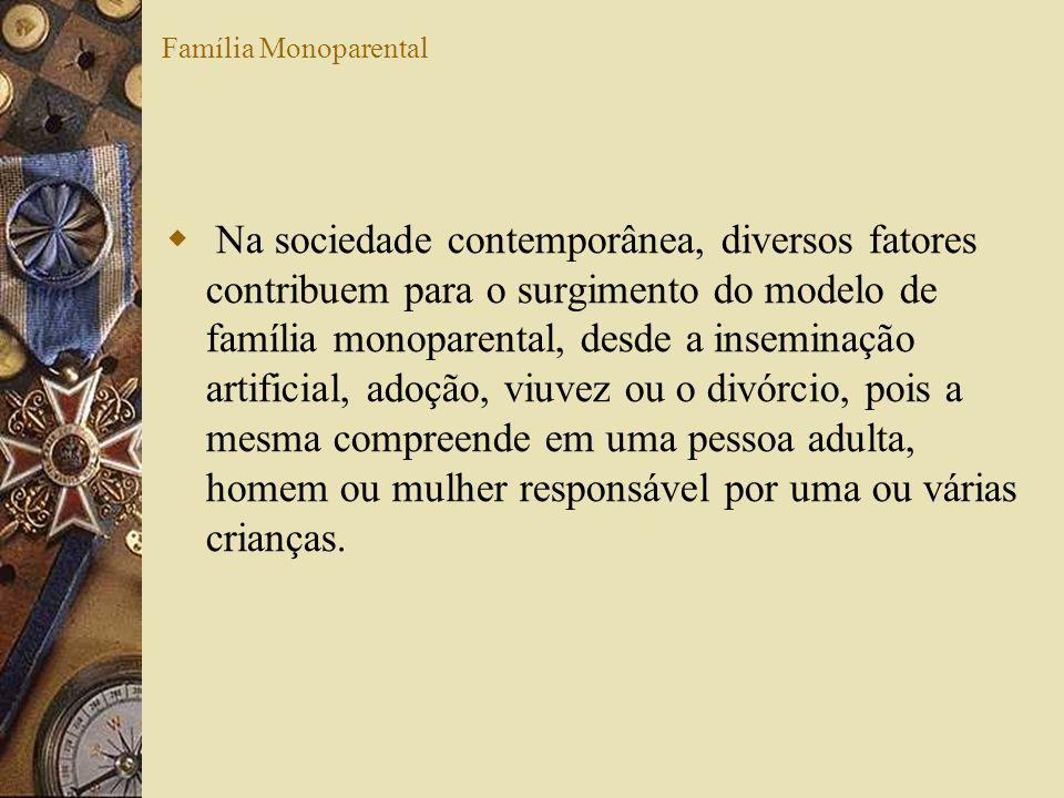 Família Monoparental
