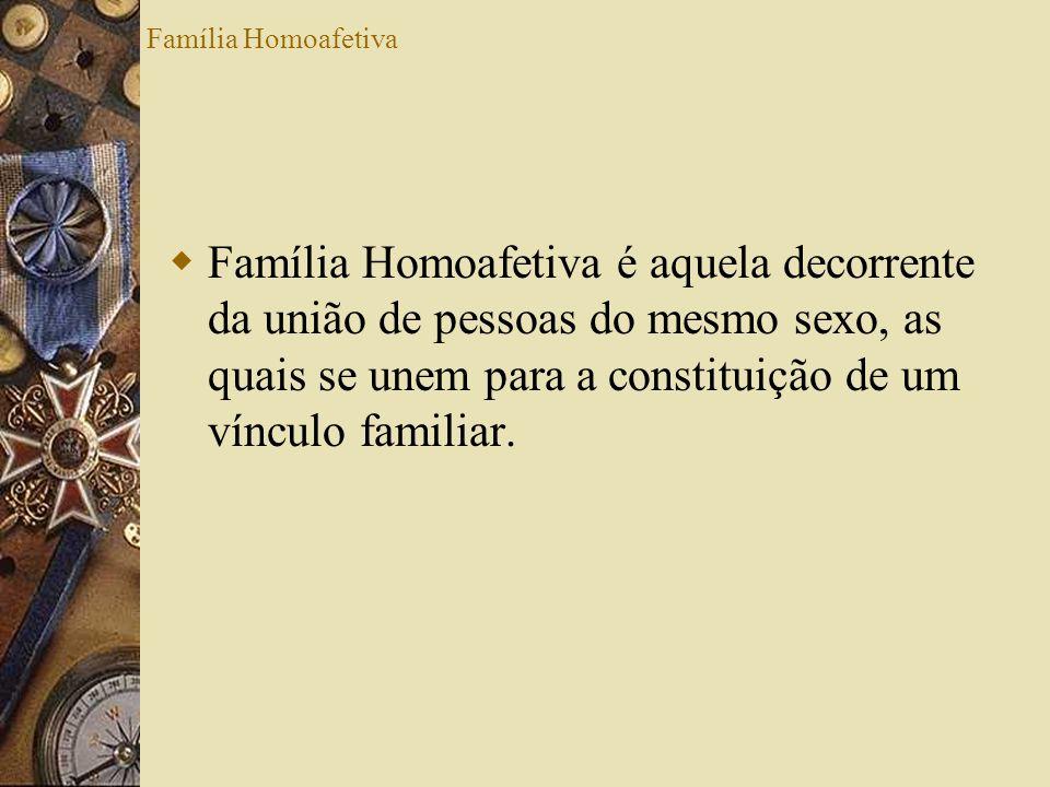 Família Homoafetiva