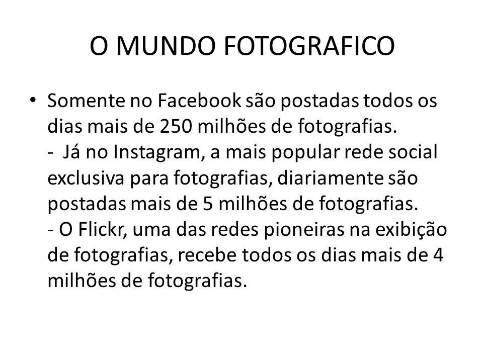 O MUNDO FOTOGRAFICO