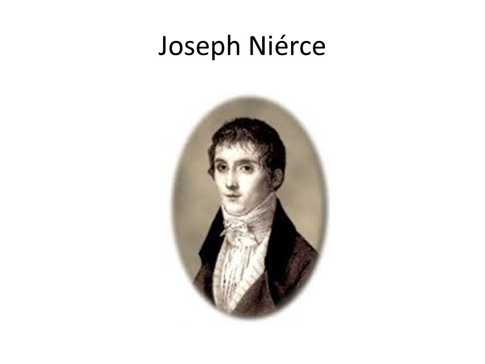 Joseph Niérce