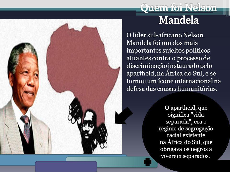 Quem foi Nelson Mandela