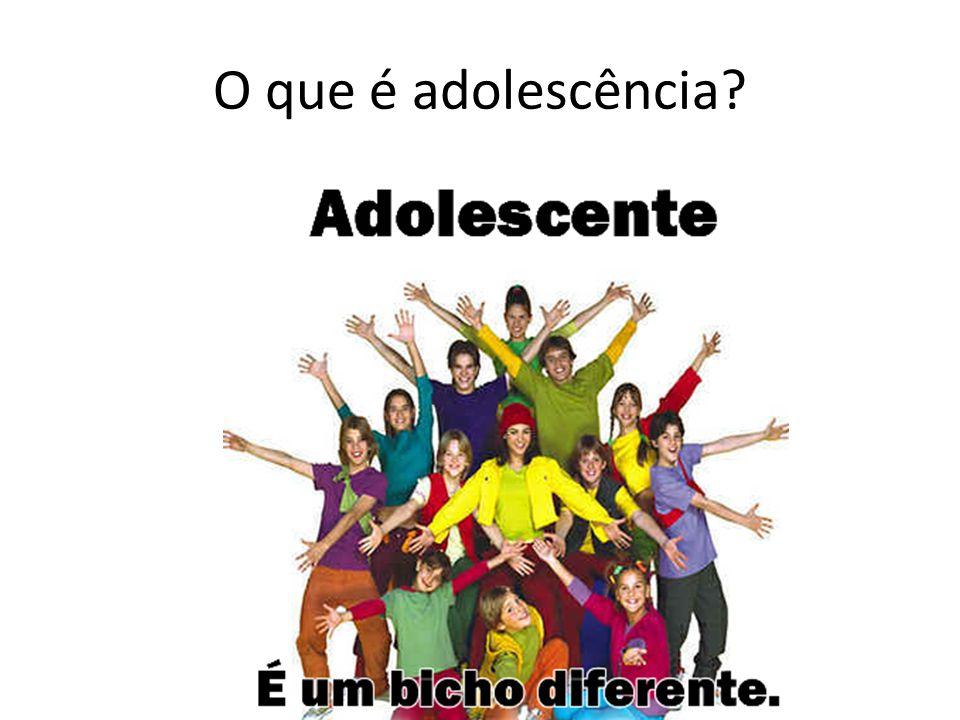O que é adolescência